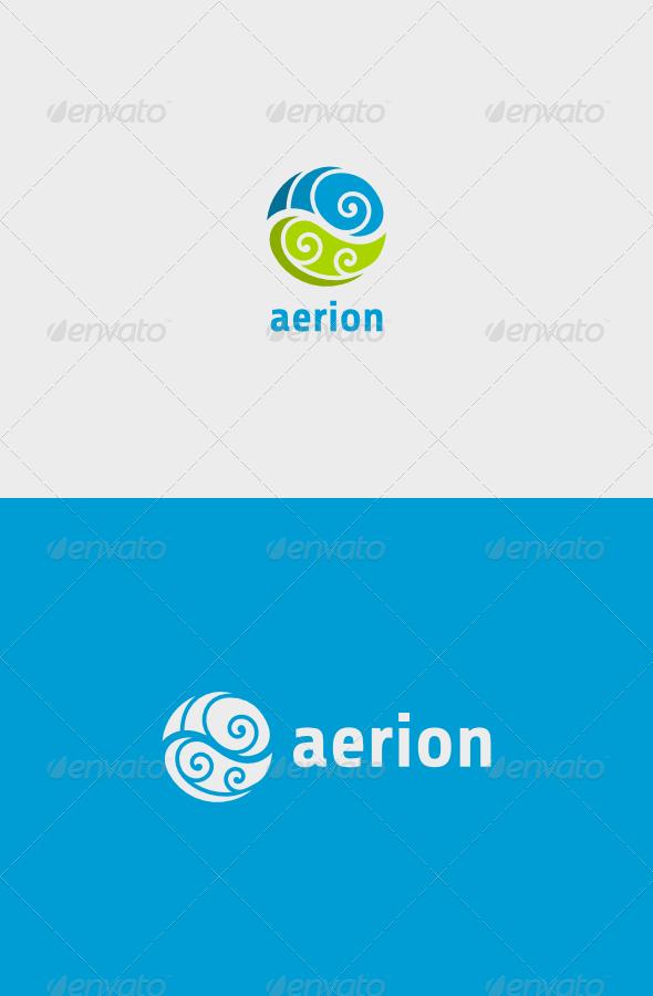 GraphicRiver Aerion Logo 7143806