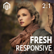 Fresh - Responsive Magento Theme - ThemeForest Item for Sale