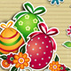 Grunge Easter - GraphicRiver Item for Sale
