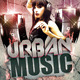 Urban Music Dance Flyer - GraphicRiver Item for Sale