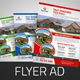 Property Sale/ Real Estate Flyer Ad Design - GraphicRiver Item for Sale