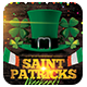 St Patricks Weekend | Flyer Template - GraphicRiver Item for Sale
