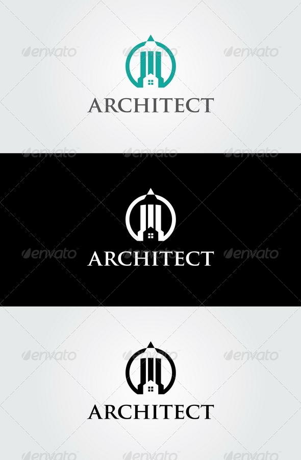 GraphicRiver Architect Logo Template 7159718