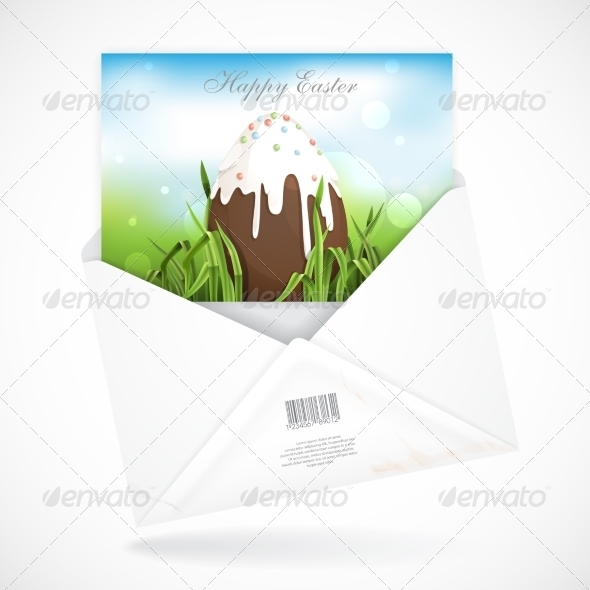 GraphicRiver Chocolate Easter Egg 7159801
