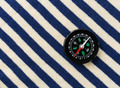 Compass on a sailor shirt - PhotoDune Item for Sale