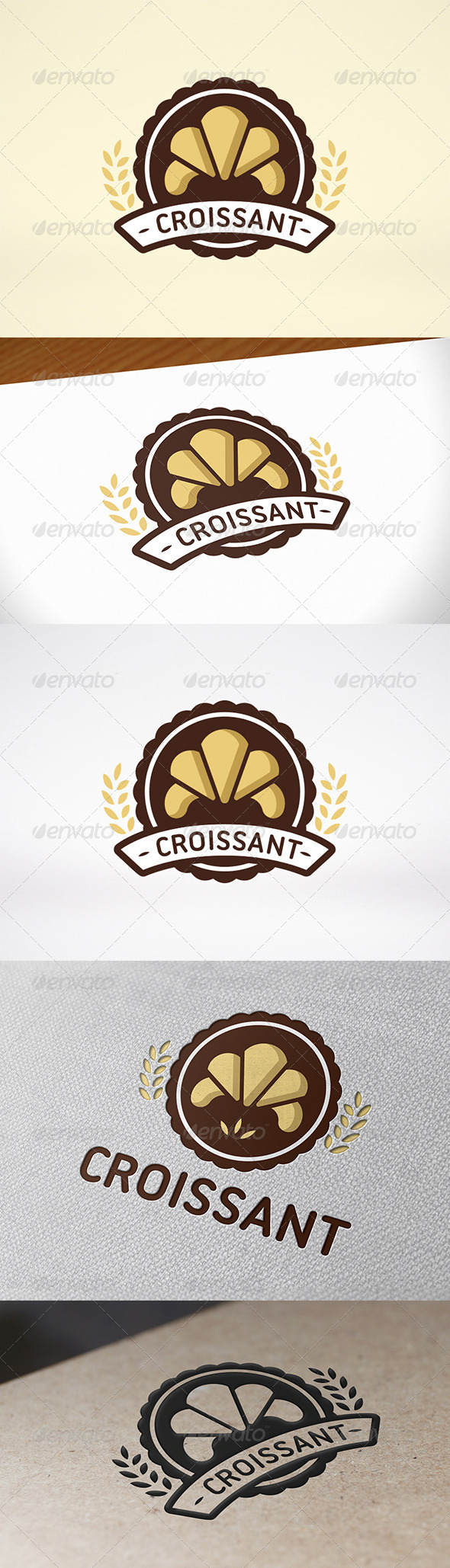 GraphicRiver Bakery Logo Template 7139790