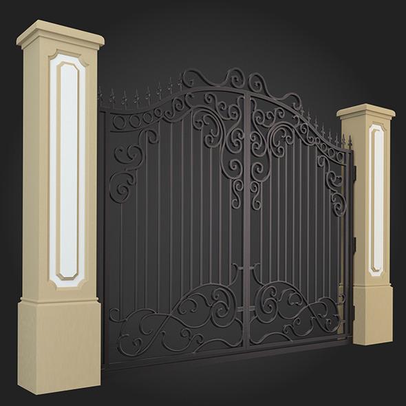 3DOcean Gate 012 7162310