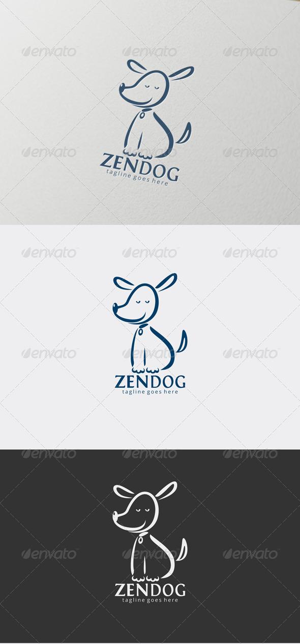 GraphicRiver Zendog Logo 7162426
