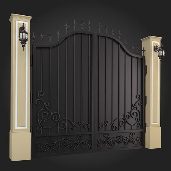 3DOcean Gate 014 7162438