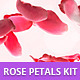 Rose Petals Background Cons-Graphicriver中文最全的素材分享平台