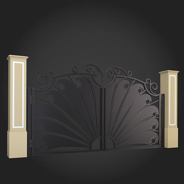 3DOcean Gate 015 7162934