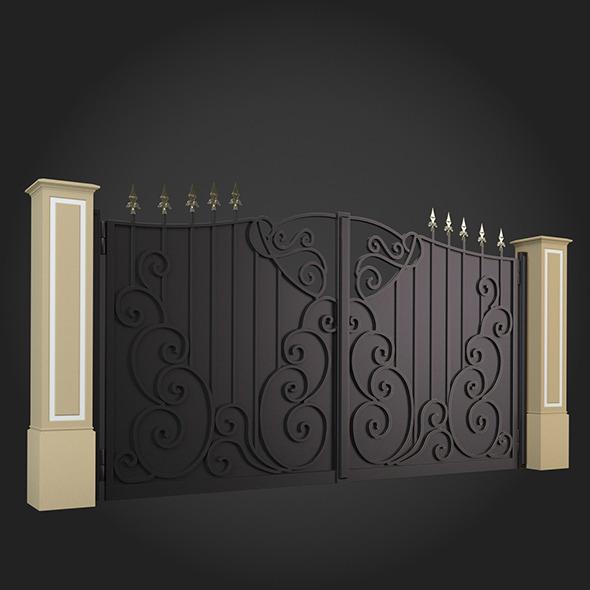 3DOcean Gate 021 7163347