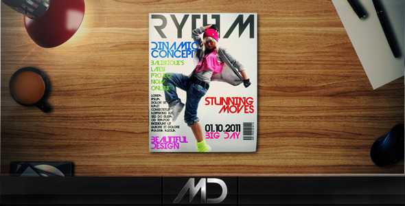 [VideoHive 524080] Magazine Promo | After Effects Project