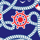 Set of Seamless Nautical Patterns - GraphicRiver Item for Sale