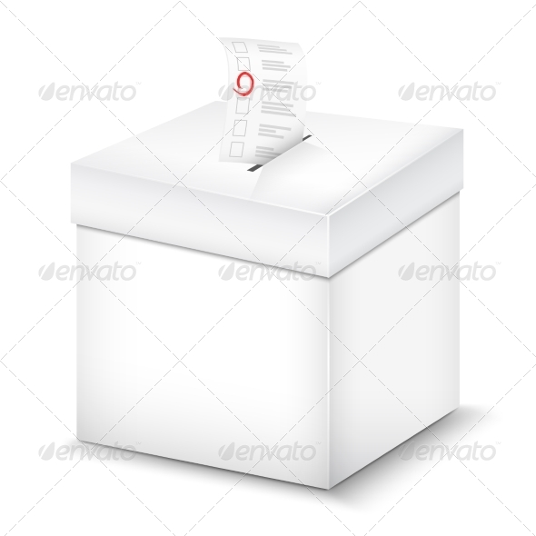 GraphicRiver Ballot Box 7166343
