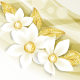 White Flowers - GraphicRiver Item for Sale