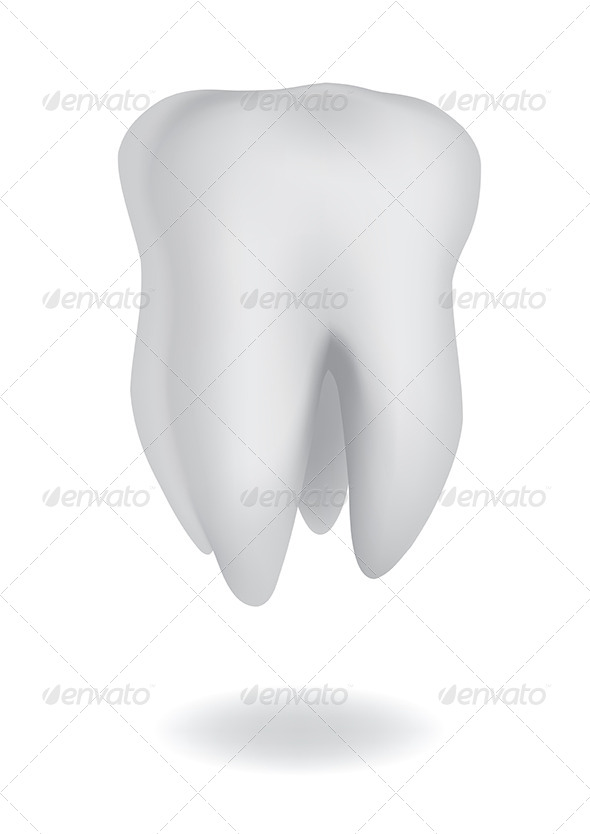 GraphicRiver Tooth 7159765