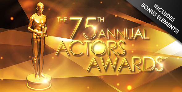 Awards Show Package VideoHive -   Openers  Corporate 741139
