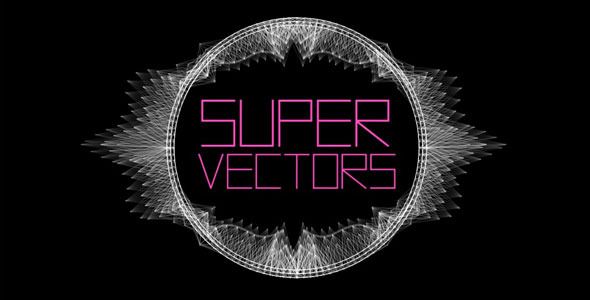 After Effects Project - VideoHive Super Vectors 752518
