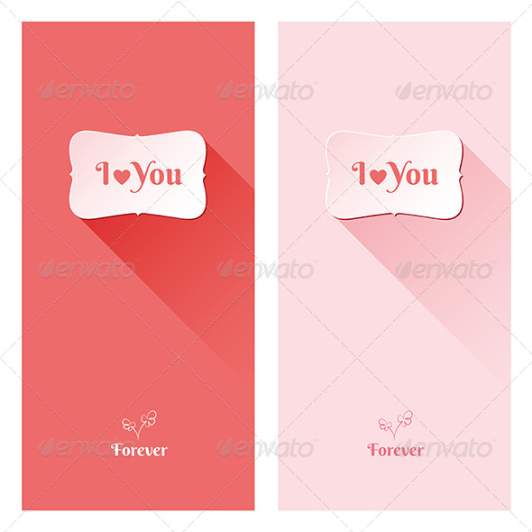 GraphicRiver Love Greeting Cards 7182093