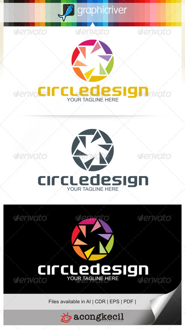 GraphicRiver Circle Design V.1 7185111
