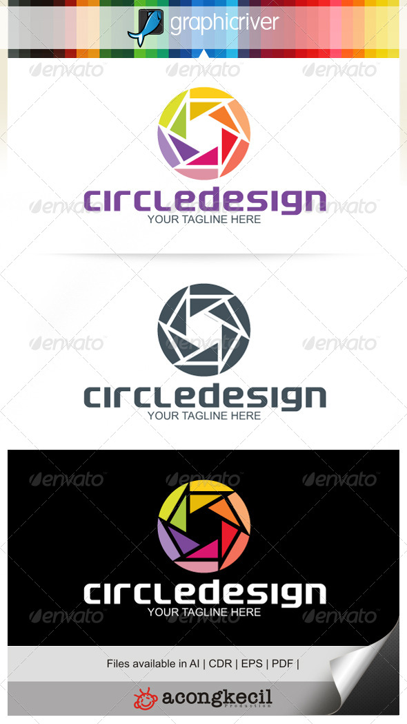 GraphicRiver Circle Design V.2 7185113