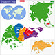 Singapore Map - GraphicRiver Item for Sale