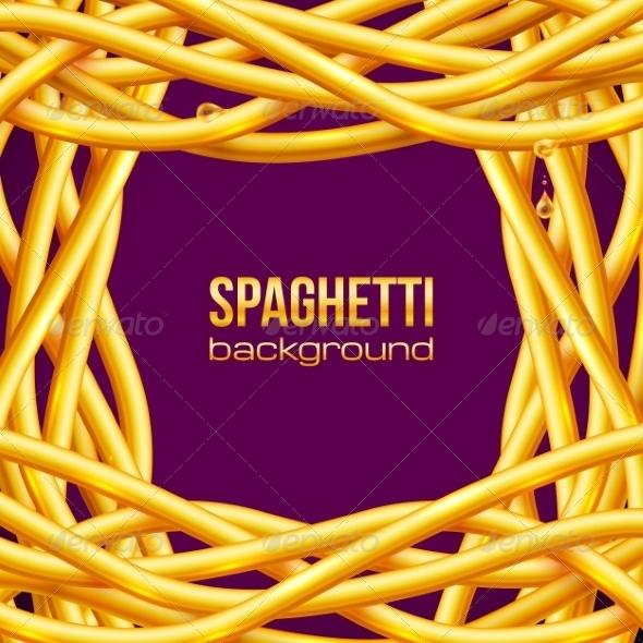 GraphicRiver Spaghetti Frame 7194960