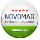 NovoMag - Clean Magazine & Review HTML Template - ThemeForest Item for Sale