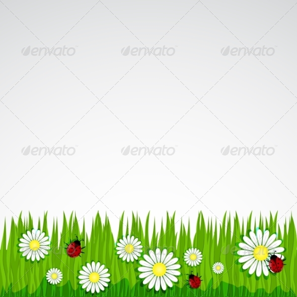 GraphicRiver Spring Background 7196960