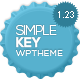 SimpleKey - One Page Portfolio WordPress Theme - ThemeForest Item for Sale