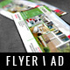 Real Estate Flyer / Magazine AD - GraphicRiver Item for Sale