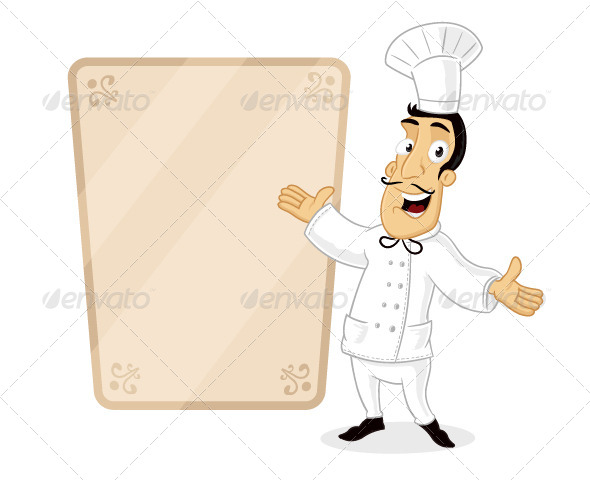 GraphicRiver Chefs Menu 7199356