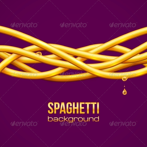 GraphicRiver Spaghetti Vector Background 7201296