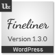 Fineliner - Responsive Portfolio WordPress Theme - ThemeForest Item for Sale