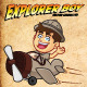 Boy Scout or Explorer Boy Character - GraphicRiver Item for Sale