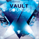 Vault Sounds Flyer Template - GraphicRiver Item for Sale