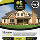 Living Real Estate Flyer - GraphicRiver Item for Sale