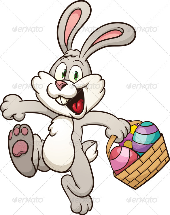 Easter Bunny Graphicriver