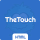 TheTouch | Multi-Purpose Site Template - ThemeForest Item for Sale