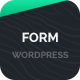 Form - Responsive WordPress Theme - ThemeForest Item for Sale