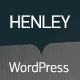 Henley - Wordpress Portfolio/Blogging Theme - ThemeForest Item for Sale