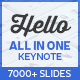 Hello Keynote - All-In-One Presentation Template - GraphicRiver Item for Sale