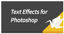 Text Effects for Photoshop