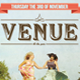 Retro / Vintage Event Flyer - #1  - GraphicRiver Item for Sale