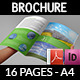 Corporate Brochure Template Vol.33 - 16 Pages - GraphicRiver Item for Sale