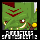 Characters Spritesheet 12 - GraphicRiver Item for Sale