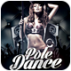 Pole Dance Party Flyer - GraphicRiver Item for Sale