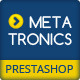 Meta Tronics - Prestashop Responsive Theme - ThemeForest Item for Sale