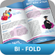 School Promotion Bi-Fold Brochure Vol 1 - GraphicRiver Item for Sale
